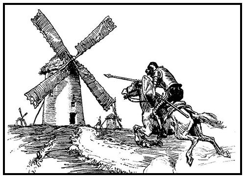 G.A. Harker: Don Quijote de la Mancha